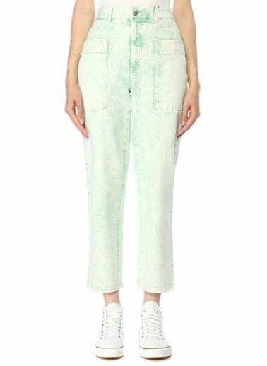 Stella McCartney Jean Pantolon Yeşil